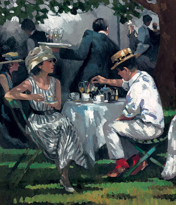 Afternoon Tea by Daines