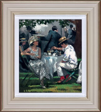 Afternoon Tea Framed by Daines