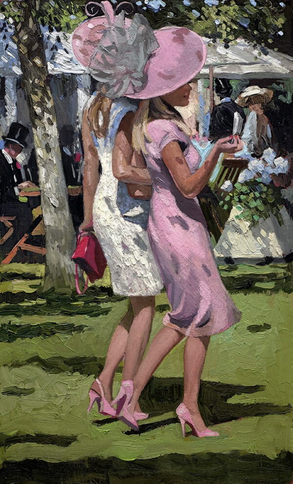 Ascot Chic I by Daines