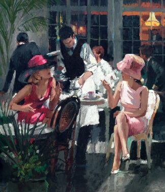 Cafe Royal by Daines