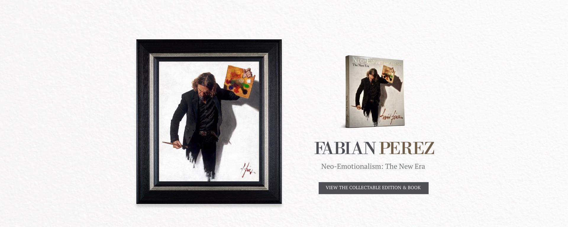 Fabian Perez Neo Emotionalism