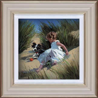 Playmates Framed By Daines