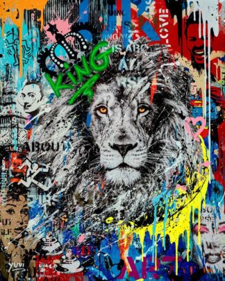 Urban Jungle II by Yuvi