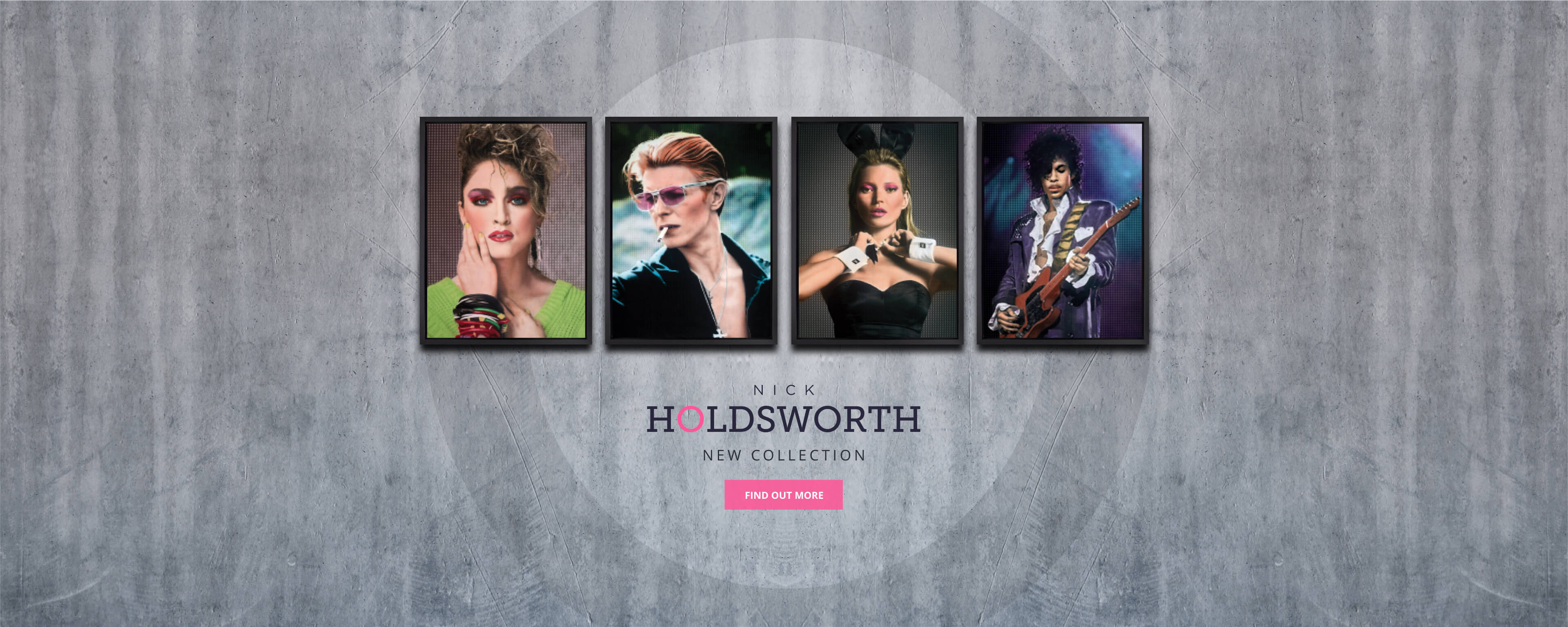 Nick Holdsworth New Releases