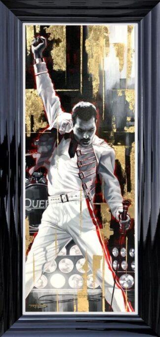 Mercury Framed by Ben Jeffery