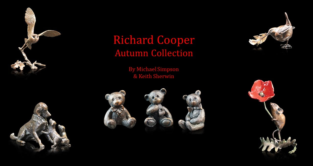 Richard Cooper Autumn Collection Banner