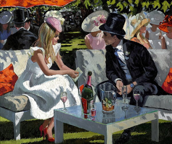 Ascot Glamour by Daines