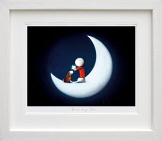You're My Star Framed by Doug Hyde