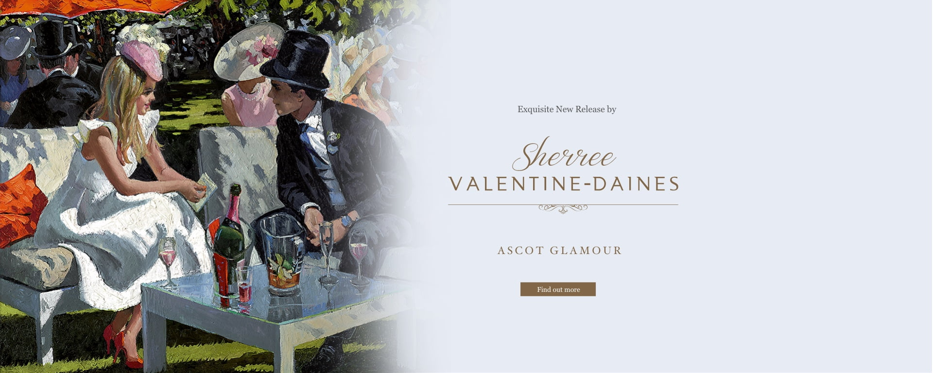 Sherre Valentine Daines New Releases landing Page Banner