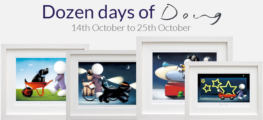 Dozen Days of Doug | 14th October to 25th October