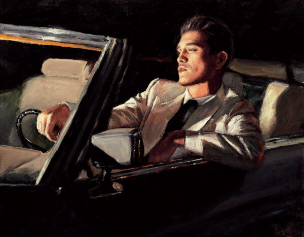late drive by Fabian Perez