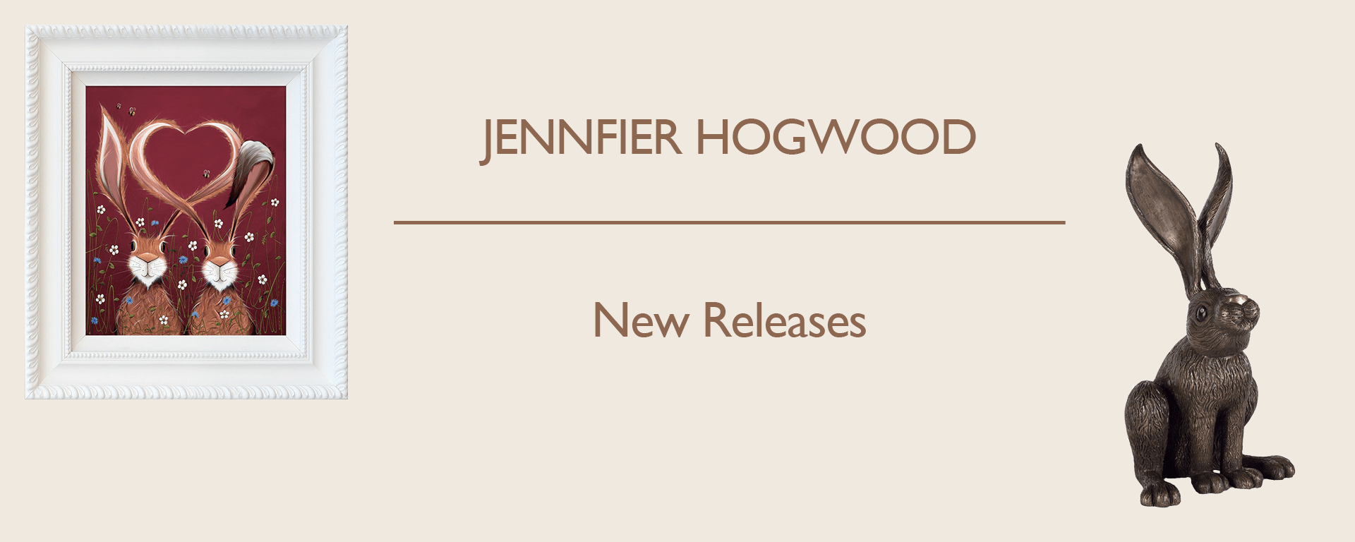 Jennifer Hogwood | New Releases
