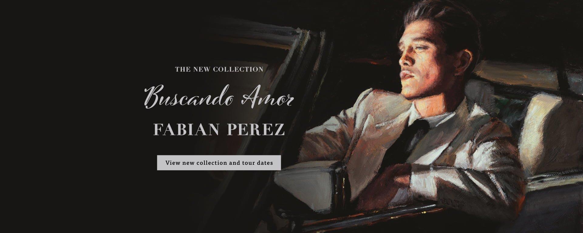Fabian Perez | Buscando Amor