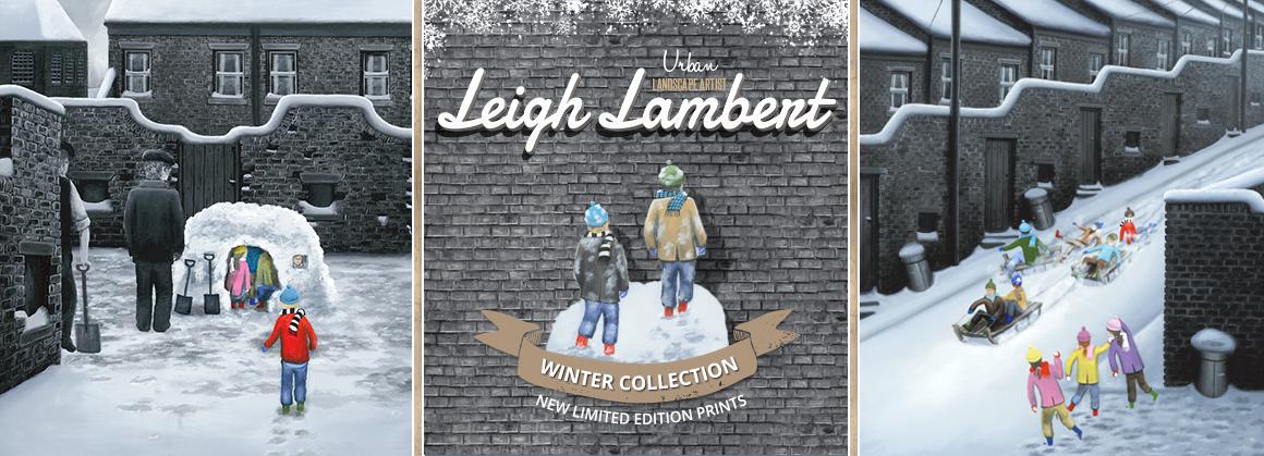 Leigh Lambert – Winter Releases