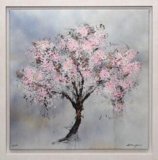 Blossom by daniel hooper framed