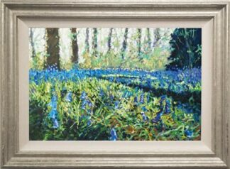 Bluebell Time by Timmy Mallett