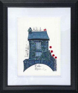 Bridge House Ambleside By Dave Markham Framed