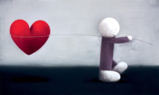 Caught Up In Love Unframed By Doug Hyde