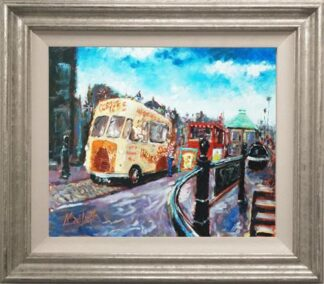 Cobbles Ices by Timmy Mallett