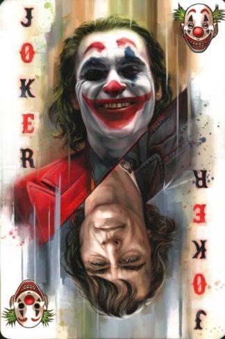 Joker Deluxe Ben Jeffry