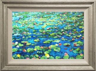 Mallet's Waterlilies by Timmy Mallet