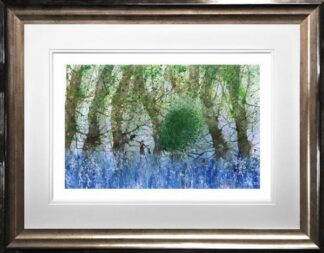 My Favourite Place by Sue Howells Framed