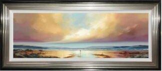 Never Alone by Ben Jeffery Framed