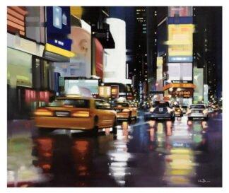 New York City Motion Neil Dawson