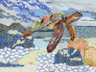 Sea Turtle by Katy Rundle