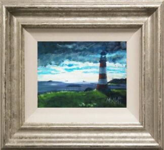 Smeaton's Tower by Timmy Mallett Framed