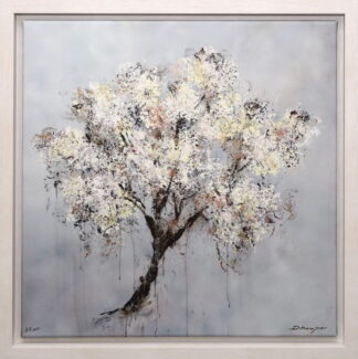 magnolia by daniel hooper framed