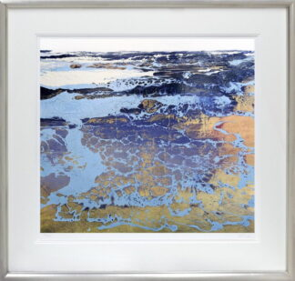 English_gold by michael sole framed
