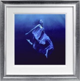Immersed by steven Bye paper framed