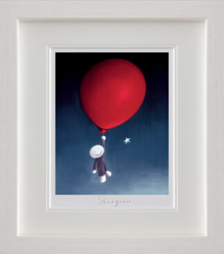 Star Gazer doug Hyde framed