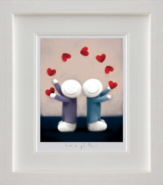 We've got this framed doug hyde]