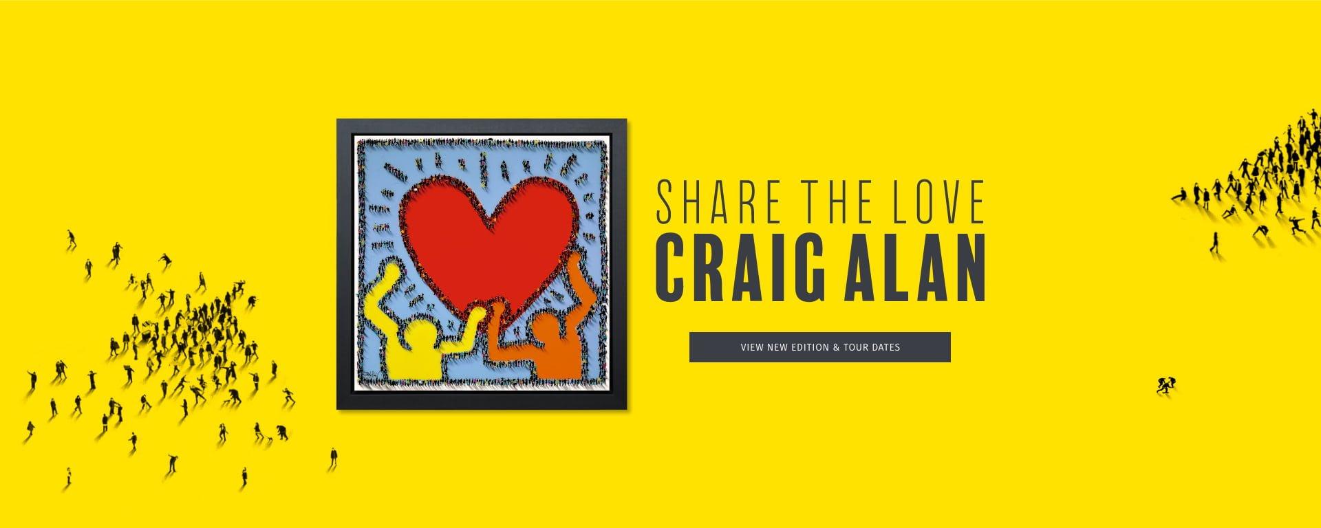 Share the love craig alan feb 2020