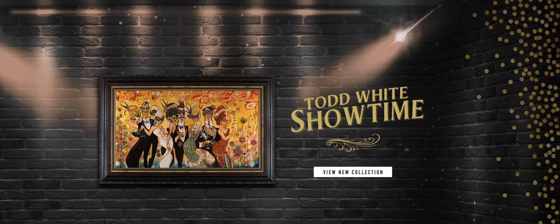 Todd White | Showtime