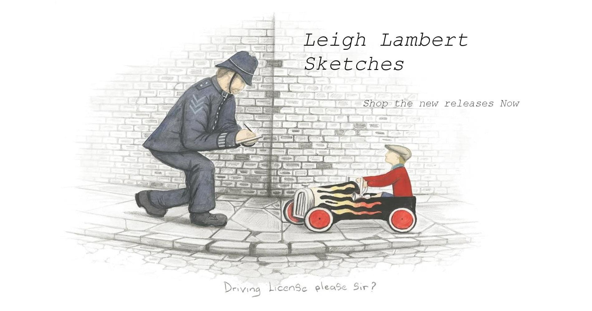 leigh lambert sketches release