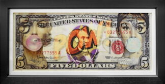 legal_tender_canvas framed by onelife183