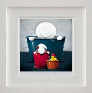 rub a dub dub doug hyde framed