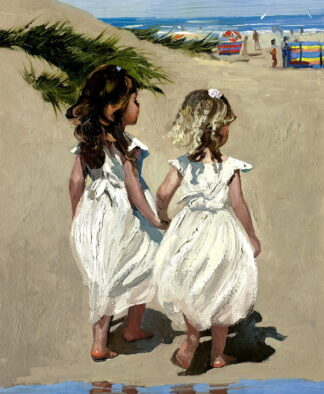 Beach Babies by Daines