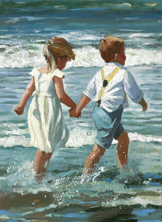 Chasing the Waves by Daines