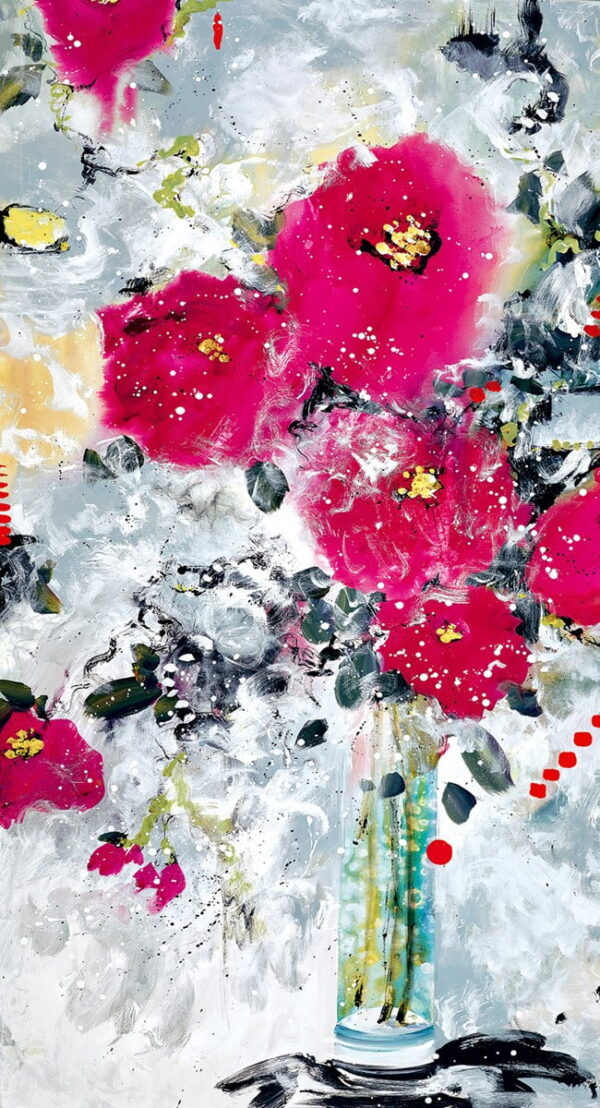 The Awakening by Danielle O'Connor Akiyama unframed