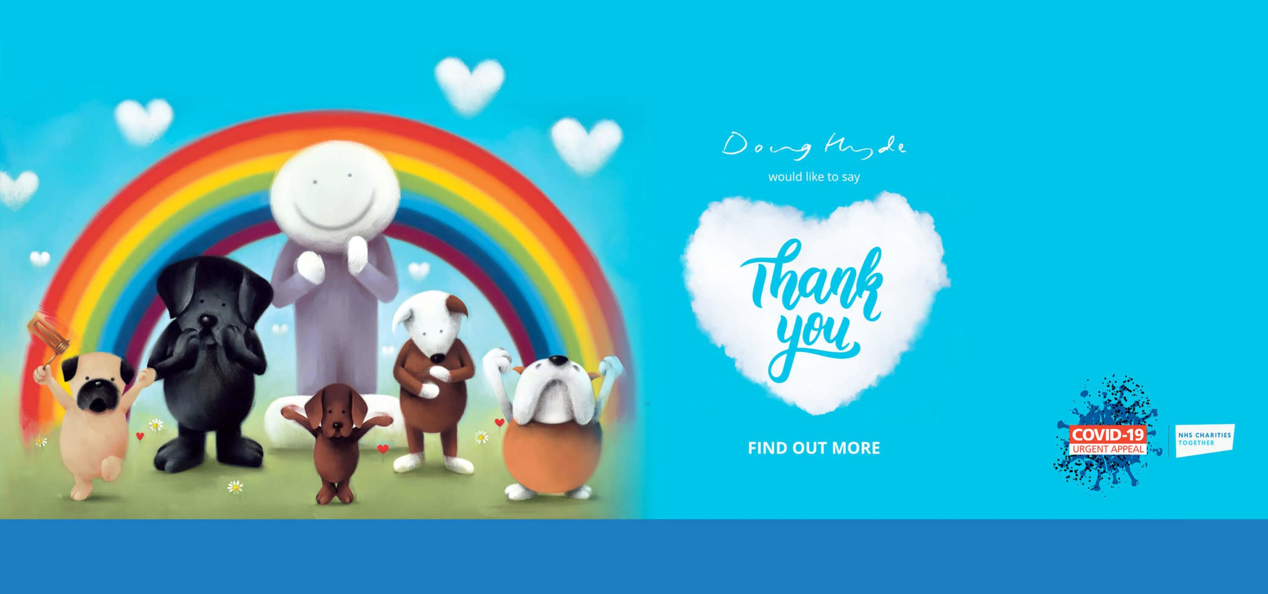 Thank you – The latest release by Doug Hyde