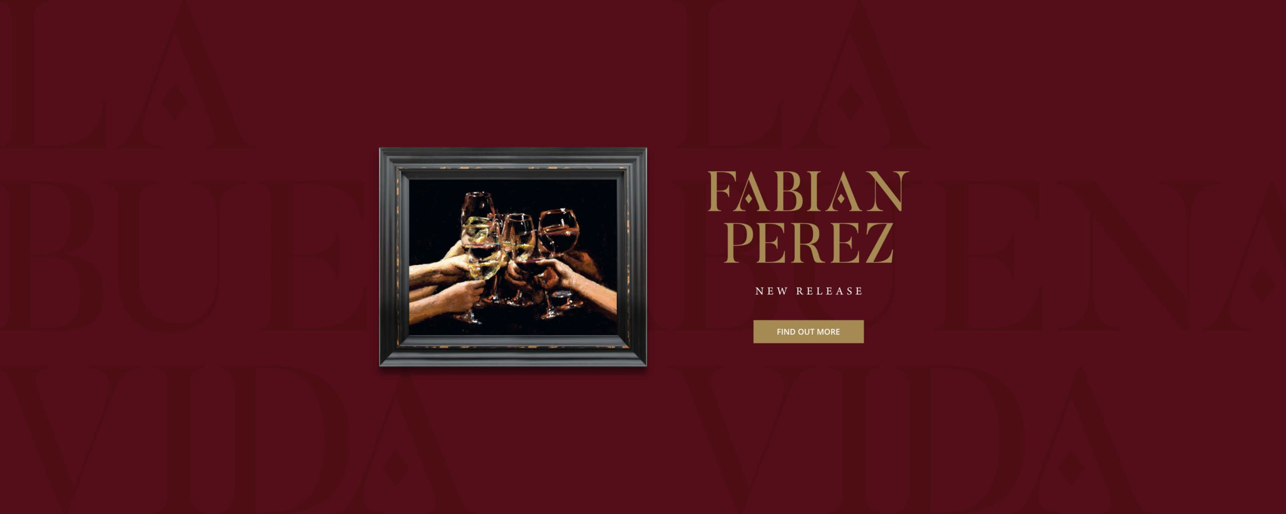 Fabian Perez – April 2020 Release