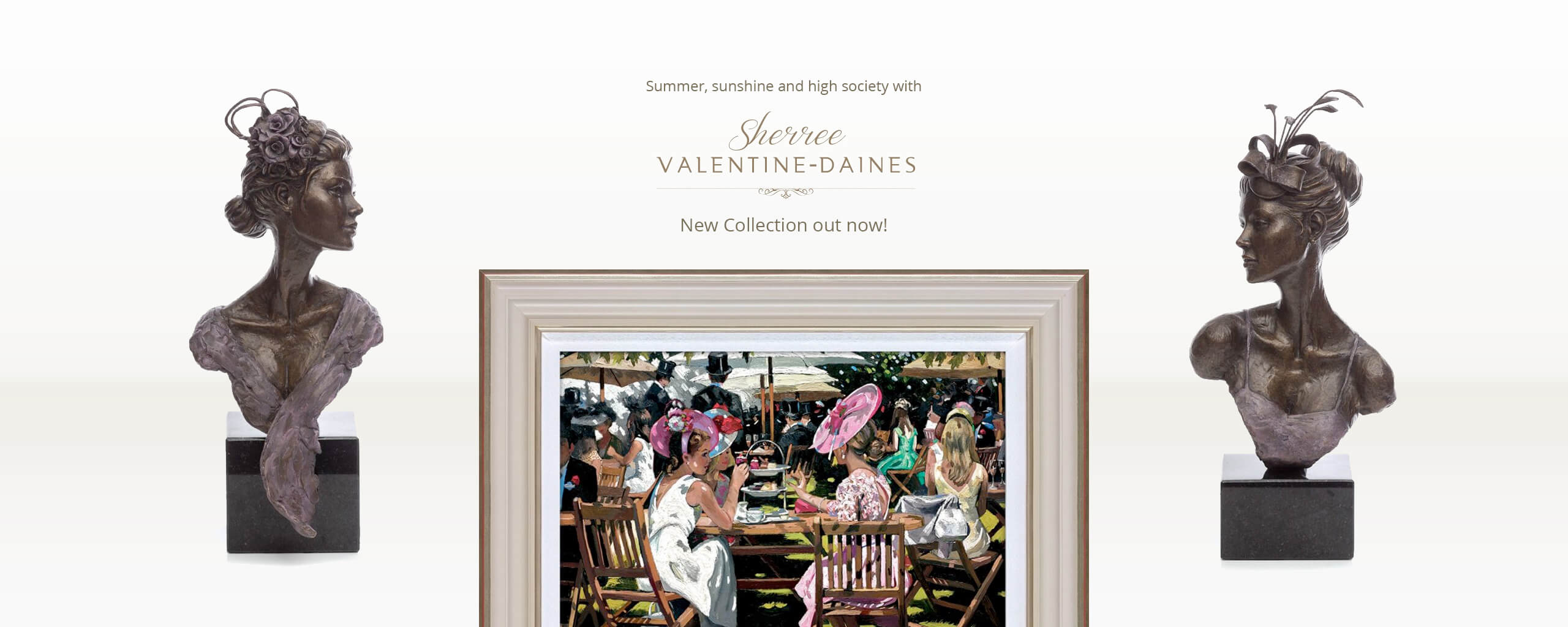 Sherree Valentine Daines New Collection