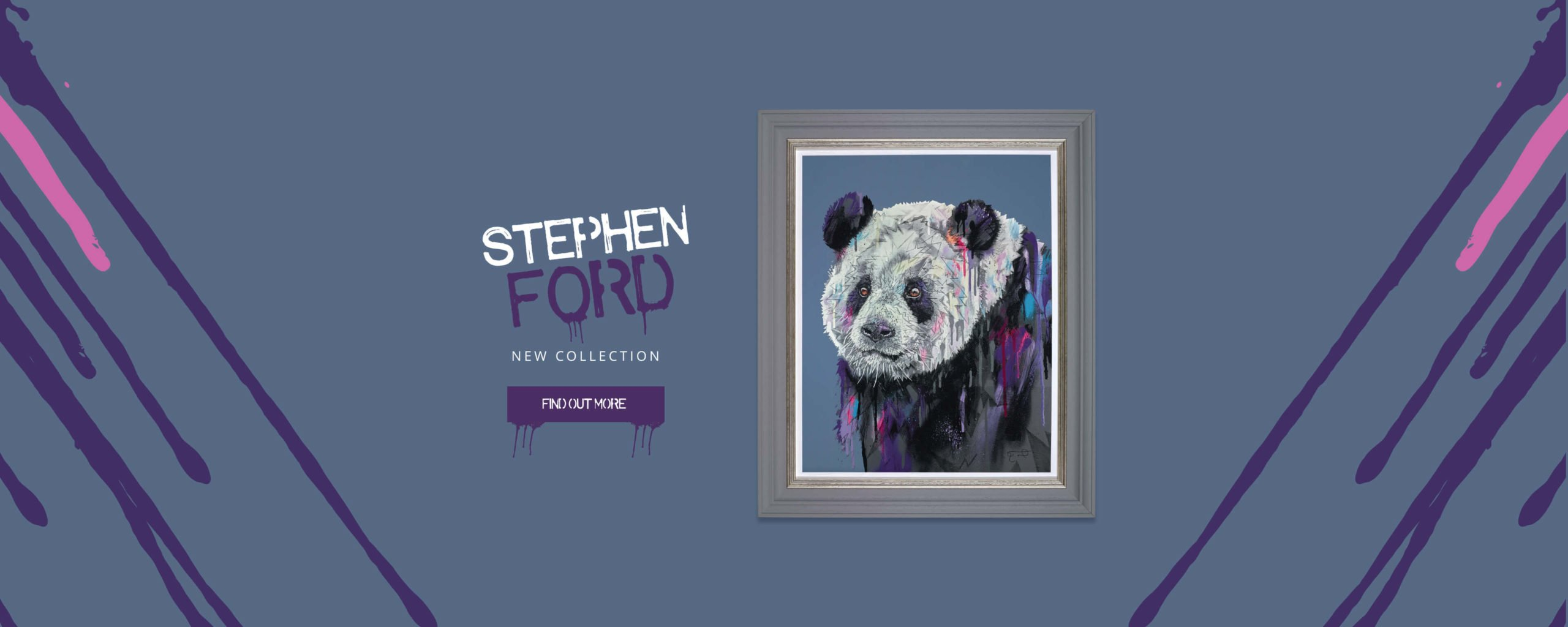 Stephen Ford Latest Collection