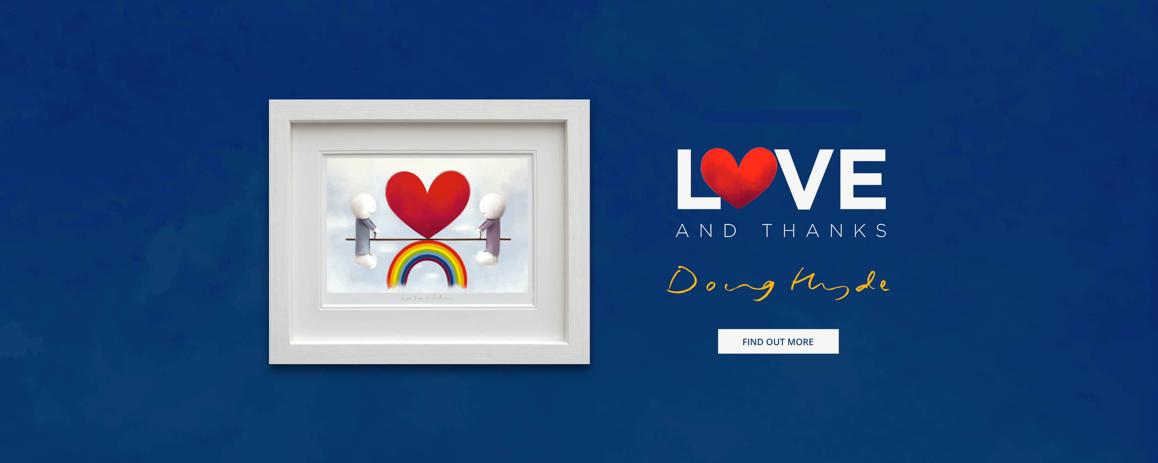 Doug Hyde – Love and Thanks