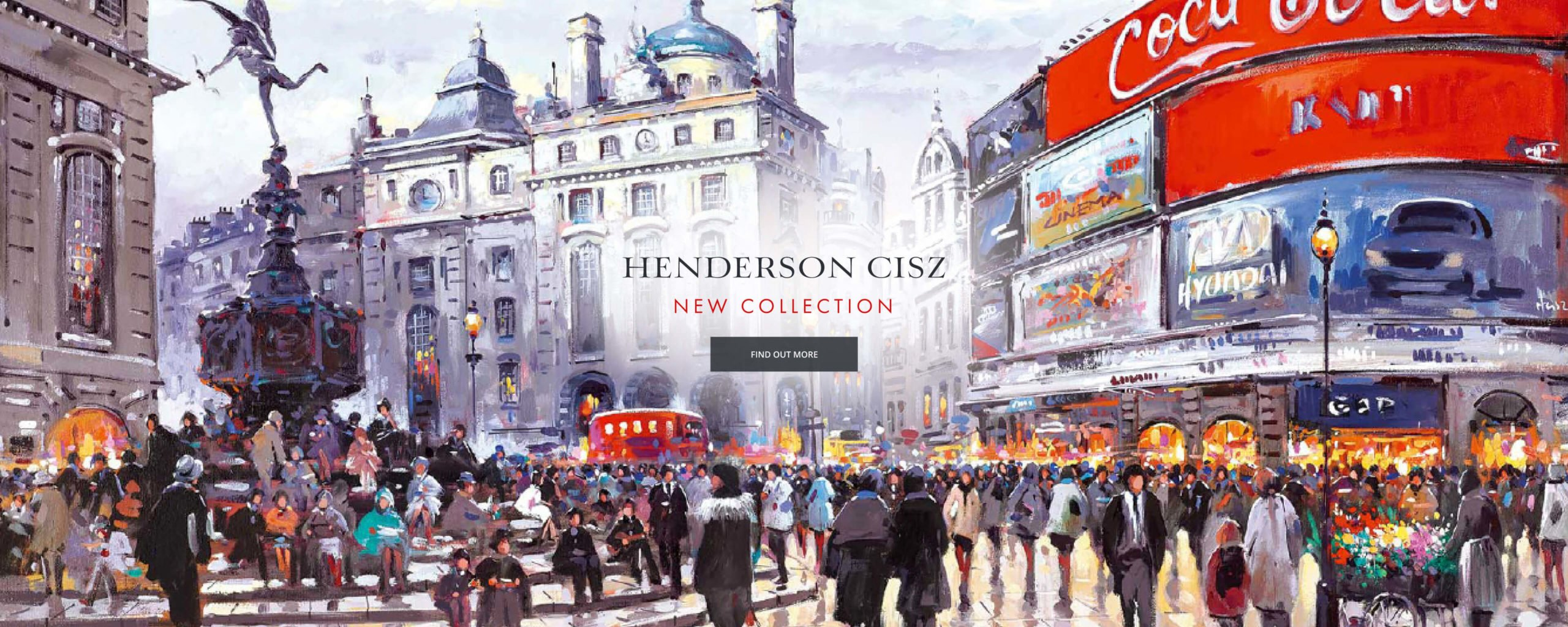 Henderson Cisz New Collection