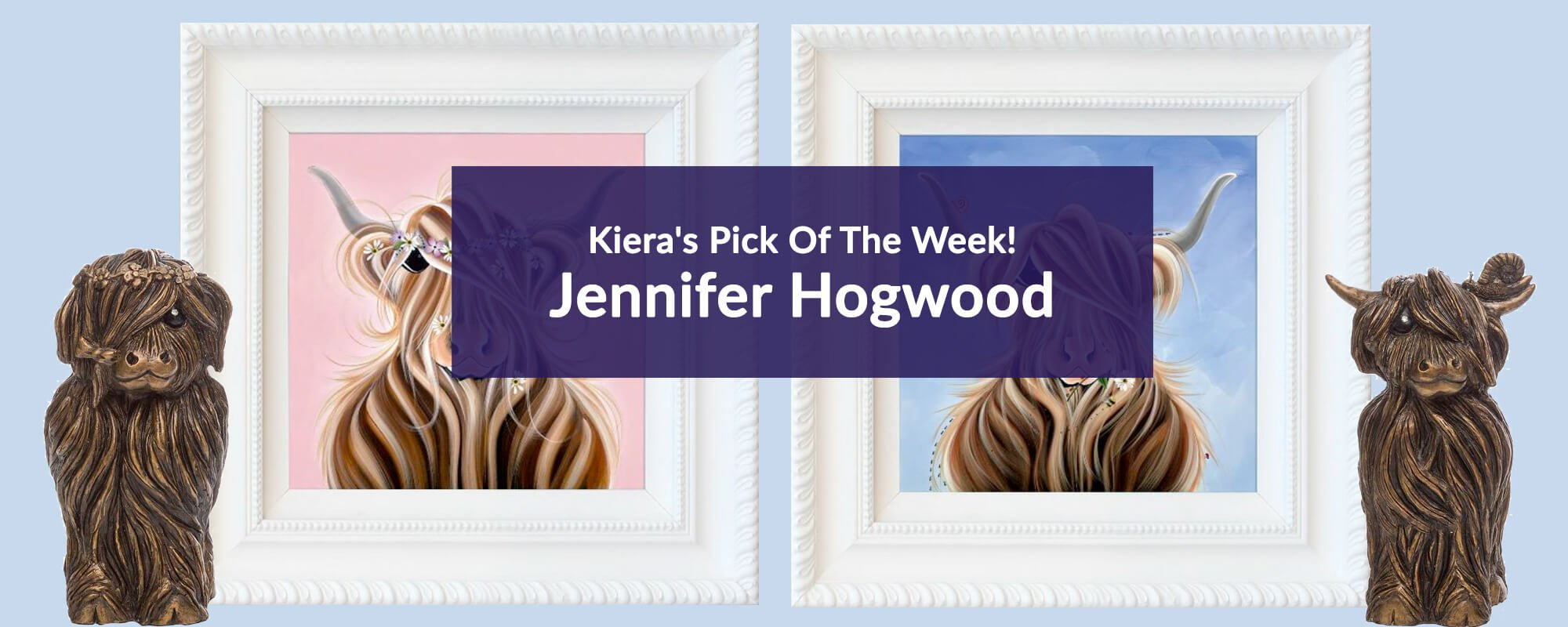 Kiera's Pick Of The Week! – Jennifer Hogwood